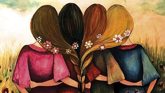 La complicità femminile cerca di generare un cambiamento sociale.